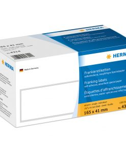 HERMA 4314 FRANKING LABELS 167