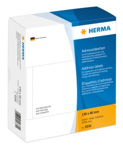 HERMA 4331 ADDR LABELS SINGLE