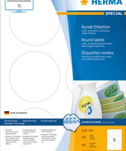 HERMA 4478 MOVABLES LABELS A4