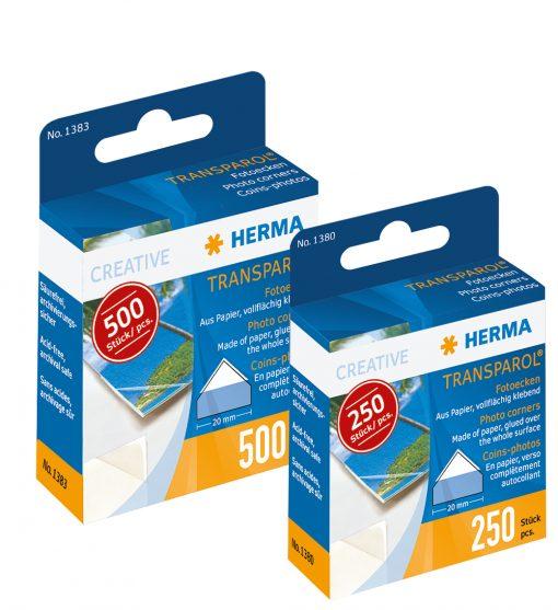 HERMA 1383 PHOTO CORNERS 500