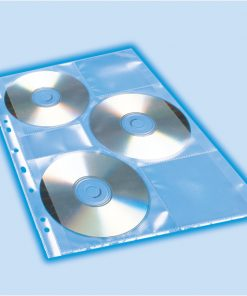 HERMA 7685 CD/DVD POCKETS A4