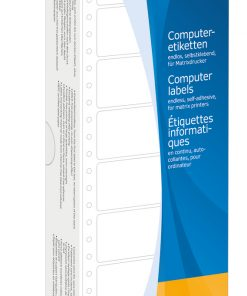 HERMA 8125 COMPUTER LABELS