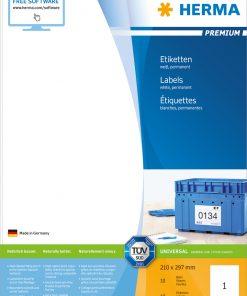 HERMA 8637 PREMIUM LABELS A4