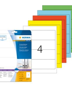 HERMA 5099 FILE LABELS A4