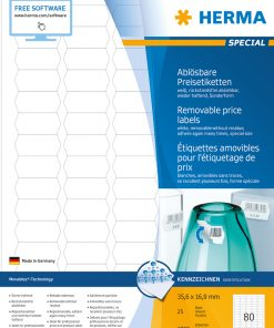 HERMA 10002 PRICE LABELS MOVAB