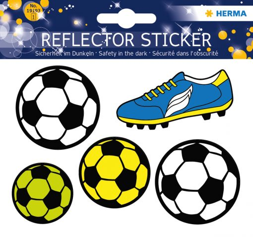 HERMA 19193 REFLECTOR STICKERS