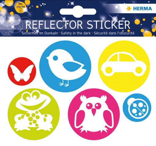 HERMA 19194 REFLECTOR STICKERS