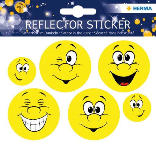 HERMA 19197 REFLECTOR STICKERS