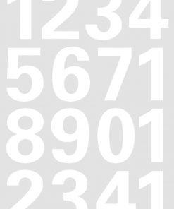 HERMA 4170 VARIO NUMBERS 0-9