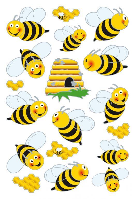 HERMA 3227 MAGIC BEES 3D WINGS