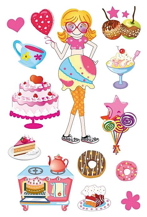 HERMA 3247 MAGIC CAKE PARTY GL