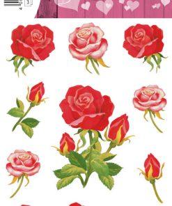 HERMA 3581 DECOR ROSES