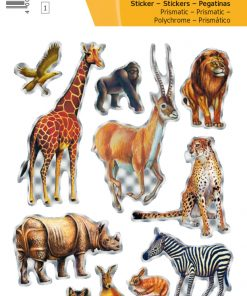 HERMA 3649 MAGIC ANIMALS AFRIC