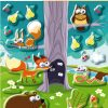 HERMA 3656 MAGIC ANIMAL FOREST