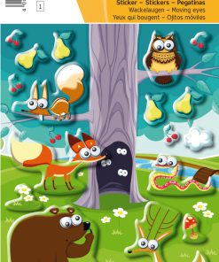 HERMA 3656 MAGIC ANIMAL FOREST