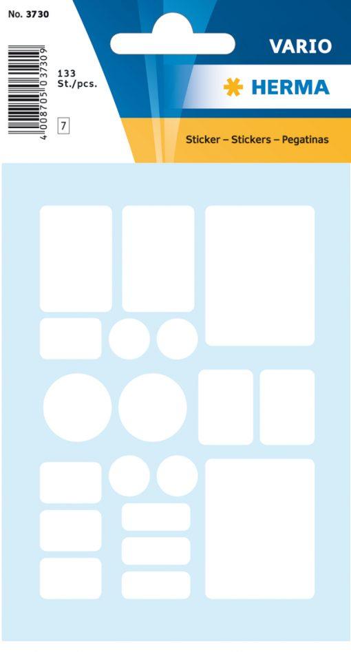 HERMA 3730 VARIO LABELS WHITE
