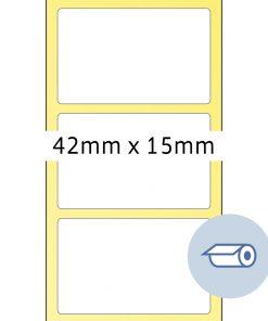 HERMA 4061 ROLL TT 42x15