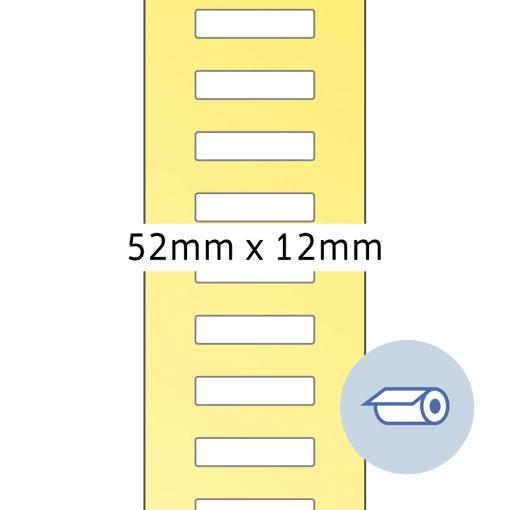 HERMA 4065 ROLL TT 52x12