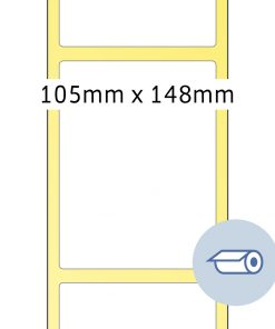 HERMA 4095 ROLL TT 105x148