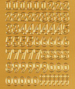 HERMA 4184 VARIO NUMBERS 0-9