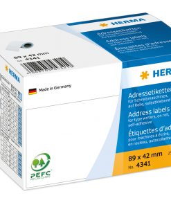 HERMA 4341 ADDR LABELS ROLL