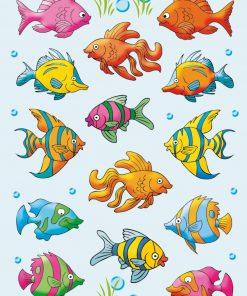 HERMA 3333 DECOR FISH
