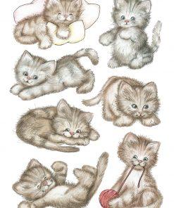 HERMA 3477 DECOR SWEET CAT