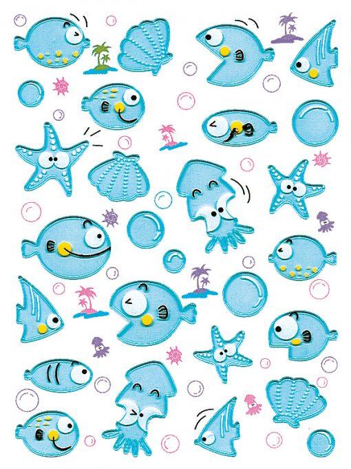 HERMA 6109 MAGIC FISH PUFFY