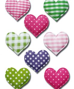 HERMA 6288 MAGIC HEARTS COTTON