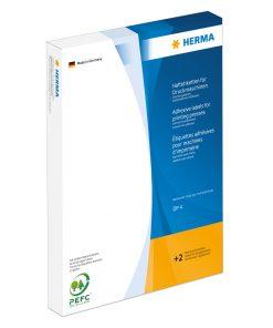 HERMA 4550 PRINT PACK DP4 WHIT