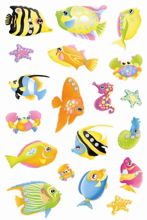 HERMA 6921 MAGIC FISH JEWEL