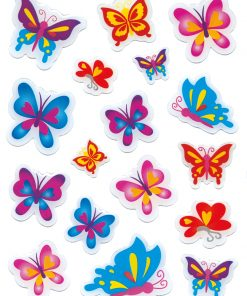 HERMA 6088 MAGIC BUTTERFLIES