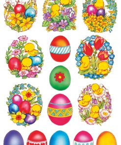 HERMA 3689 DECOR EASTER COMPOS