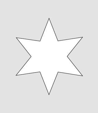 HERMA 3905 DECOR STARS GOLD