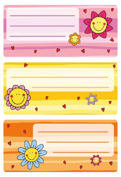 HERMA 5593 VARIO SCHOOL FLOWER
