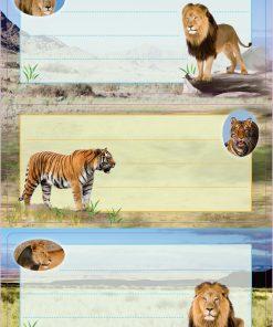 HERMA 5566 VARIO LIONS GLITTER