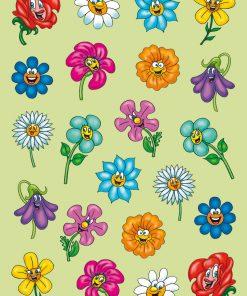 HERMA 6262 MAGIC FUNNY FLOWER