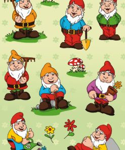 HERMA 6377 MAGIC GARDEN GNOME